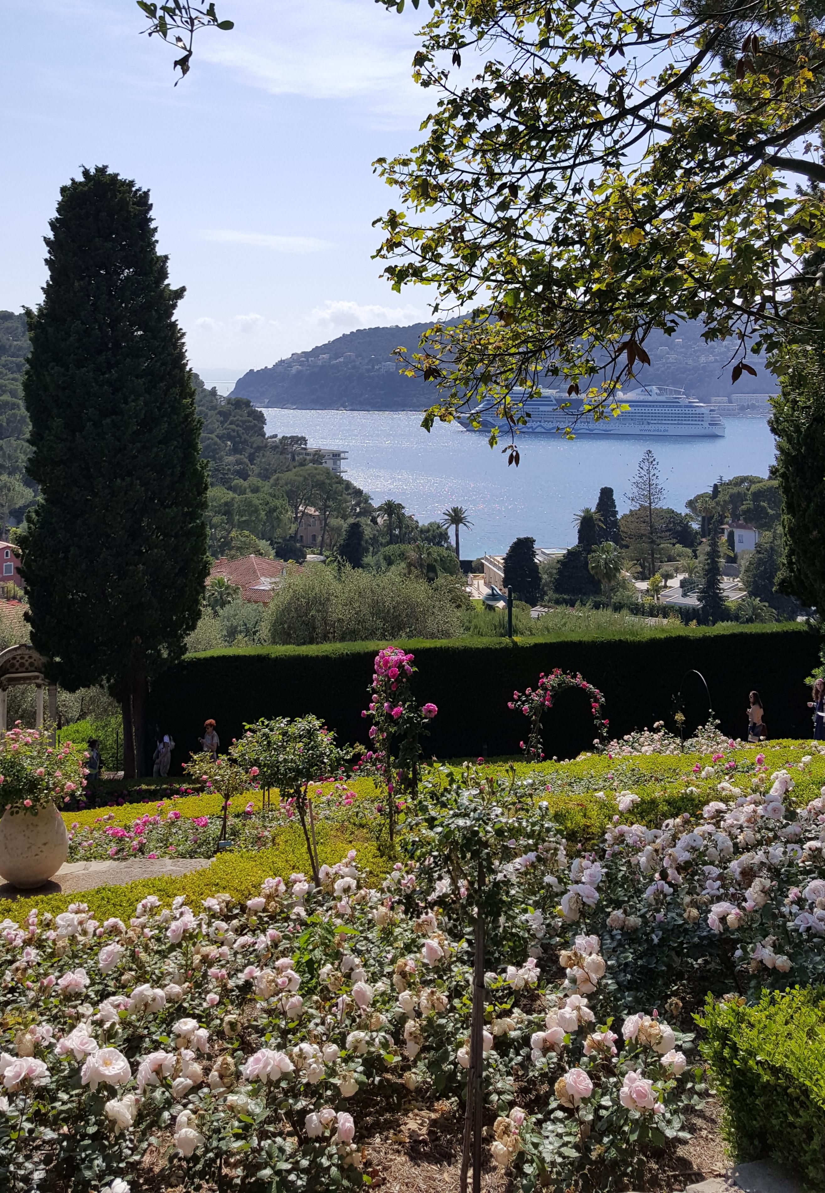 La Villa & Jardins Ephrussi de Rothschild MVoyagerblog